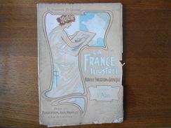 DEPARTEMENT DE L'AIN LA FRANCE ILLUSTREE PAR DEPARTEMENTS 40 PAGES PUBLICATIONS JULES ROUFF - Rhône-Alpes