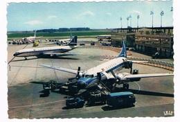 VV-373    MELSBROEK  With SABENA Airplanes - Aerodrome