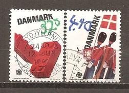 Dinamarca-Denmark Yvert Nº 953-54 (usado) (o) - Dinamarca