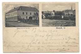 +++ CPA - GENCK - GENK - Hôtel De La Cloche - Nels   // - Genk