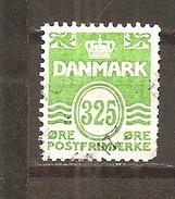 Dinamarca-Denmark Yvert Nº 968 (usado) (o) (defectuoso) - Dinamarca