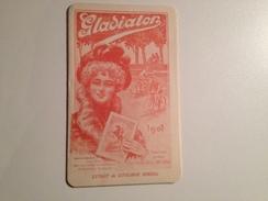 Cycles, GLADIATOR, 1901, Extrait Du Catalogue Général, Voiturettes - Publicidad