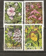 Dinamarca-Denmark Yvert Nº 984-87 (usado) (o) - Dinamarca