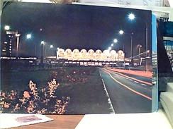 ROMANIA BUCARESTI AEROPORT AIRPORT  BY NIGHT  VB1974 FW9831 - Romania
