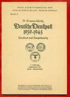 HERMANN SCHULTZ DEUTSCHE DIENSTPOST 1939-45. Sm 112 - Other