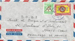 Costa Rica 1973 San Jose Boxing Olympic Games Mexico Tourism Agency Cover - Costa Rica