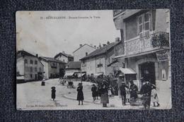 BELLEGARDE - Douane Francaise , La Visite. - Bellegarde-sur-Valserine
