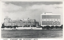 Postcard RA008710 - Egypt (Egipat / Agypten / Egitto / Misri) Cairo (Al-Qahirah / Kairo / Kaherah / Caire) - Cairo