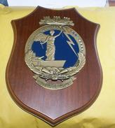 ITALIA -  ARTISTICO CREST  ARALDICO DEL CORSO FULMINE I°, ND 2012-2013 ACCADEMIA NAVALE - Marine