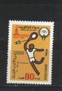 KOWEIT    N° 851   * *  Jo 1080       Badminton