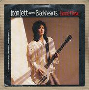 "7"" Single, Joan Jett And The Blackhearts, Good Music - Disco, Pop"