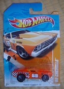 Mattel Hot Wheels : '69 Chevelle - Unclassified