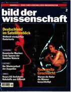 Zeitschrift  , Bild Der Wissenschaft  1997  -  Mit : Erste Spuren Der Dunklen Materie - Die Wiedergeburt Der Zeppeline - Zeitungen & Zeitschriften