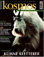 Zeitschrift  , Kosmos  1998  -  Mit : Pflanzen - Wie Sie Fühlen Und Sprechen  /  Schneeziegen - Kühne Kletterer - Zeitungen & Zeitschriften