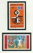 Sénégal  POSTE AERIENNE N°130, 131 Neufs** Cote 3.15 Euros - Senegal (1960-...)