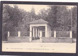 Old Postcard Of Le Chaplle,Notre-Dame-de-Bon-Secours,Fontainebleau, Ile-de-France, France,N53. - Ile-de-France