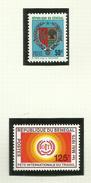 Sénégal  N°410 à 412 Neufs** Cote 3.95 Euros - Senegal (1960-...)