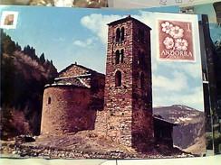 ANDORRA IGGLESIA ROMANICA  S JOAN DE CASSELLES   N1975 FW9865 - Andorra