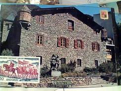 ANDORRA CASA DELLA VALL  N1975 FW9865 - Andorra