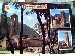 ANDORRA ROMANICA VUES   N1975 FW9867 - Andorra