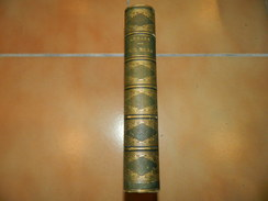 LIVRE HISTOIRE DE GIL BLAS DE SANTILLANE PAR LESAGE VIGNETTES PAR JEAN GIGOUX 1838 - Bücher, Zeitschriften, Comics