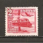 España/Spain-(usado) - Edifil  1039 - Yvert  Aéreo-238 (o) - Posta Aerea