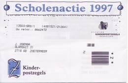 2 X 1739 / Blok Kinderzegels 1997 (100% Postfris / MNH) Met Envelop En Rebus - 1980-... (Beatrix)