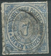 Allemagne - Confederation Du Nord      - Yvert N°  10 Oblitéré   -  Cw 16007 - North German Conf.