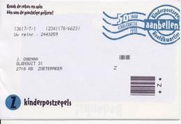 2 X 1782 / Blok Kinderzegels 1998 (100% Postfris / MNH) Met Envelop En Rebus - 1980-... (Beatrix)