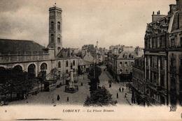 LORIENT -56- LA PLACE BISSON - Lorient