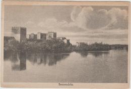 SERBIE - SEMENDRIA - Serbie
