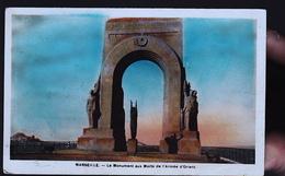 MARSEILLE CP PHOTO 1948 ARMEE D ORIENT - Marseille