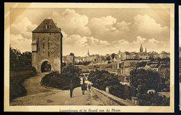 Cpa  Du Luxembourg Et Le Grund Vue Du Rham   JIP69 - Luxembourg - Ville