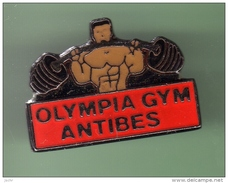 HALTEROPHILIE *** OLYMPIA GYM ANTIBES *** 0051 - Weightlifting