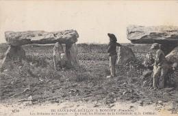 De Saint-Pol-de-Léon à Roscoff 29 - Dolmens De Caravel - 1921 - France