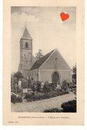 13404-LE-91-ECHARCON-L' Eglise Et Le Cimetière - France
