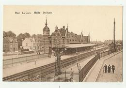 Hal - Halle   *  La Gare - De Statie (Station) - Halle