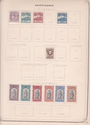 Saint Marin - Collection Vendue Page Par Page - Timbres Oblitérés / Neufs *(avec Charnière) -Qualité B/TB - Neufs