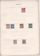 Espagne - Collection Vendue Page Par Page - Timbres Oblitérés / Neufs *(avec Charnière) -Qualité B/TB - 1875-1882 Königreich: Alphonse XII.