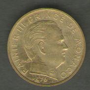 MONACO 10 CENTIMES 1976 - Monaco