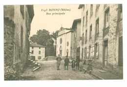 69 - RONNO -- RUE PRINCIPALE - France