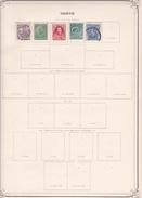 Crète - Collection Vendue Page Par Page - Timbres Oblitérés / Neufs *(avec Charnière) -Qualité B/TB - Crète