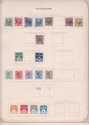 Danemark - Collection Vendue Page Par Page - Timbres Oblitérés / Neufs *(avec Charnière) -Qualité B/TB - Gebraucht
