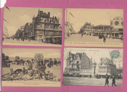59 Nord Malo Les Bains Lot De 7 Cartes Postales ( 4 Scans ) - Malo Les Bains