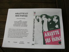 "Rare Film : "" Arlette Et Ses Papas  "" - Comedy"