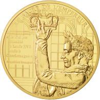 France, Medal, La Vie De Napoléon Bonaparte, Le Sacre De L'Empereur, History - France