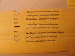 Photo Film Pédagogique. OSEF Office Scolaire D'études Par Le Film. Géographie France Et Colonies  Territoires D'outremer - Pellicole Cinematografiche: 35mm-16mm-9,5+8+S8mm