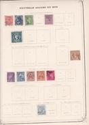 Nouvelles Galles Du Sud - Collection Vendue Page Par Page - Timbres Oblitérés / Neufs *(avec Charnière) -Qualité B/TB - Great Britain (former Colonies & Protectorates)