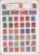 Grande Bretagne - Collection Vendue Page Par Page - Timbres Oblitérés / Neufs *(avec Charnière) -Qualité B/TB - Grossbritannien