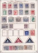Pays Bas - Collection Vendue Page Par Page - Timbres Oblitérés / Neufs *(avec Charnière) -Qualité B/TB